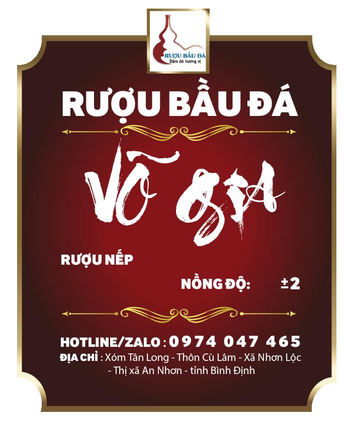 Rượu Nếp - Rượu Bầu Đá Bình Định