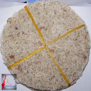 Bánh Tráng Nướng Mè Dừa Bình Định