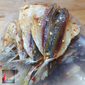 Khô Cá Chỉ Vàng Tẩm Gia Vị
