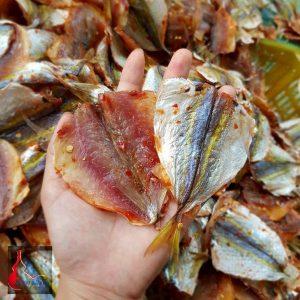 Mua Khô Cá Chỉ Vàng Tẩm Gia Vị Ở Đâu
